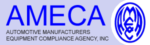 Automotive Manufacturers Equipment Compliance Agency, Inc. (AMECA)