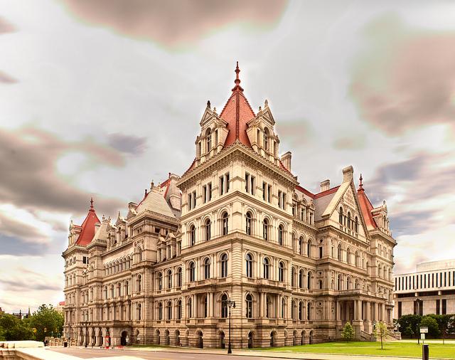 NY State Capitol Bldg