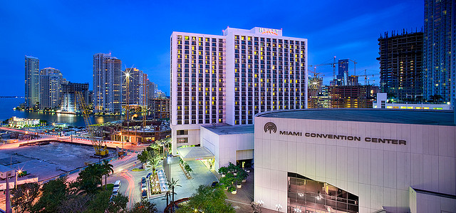 Miami Hyatt Regency, site of the 2016 ABPA Annual Meeting & Convention