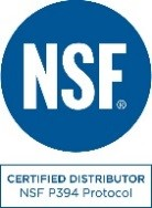 NSF Certified ABC Parts