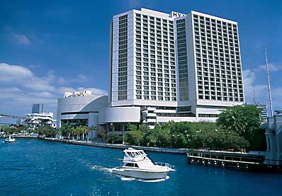 Miami Hyatt Regency Hotel