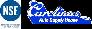 Carolina Auto Supply NSF logo