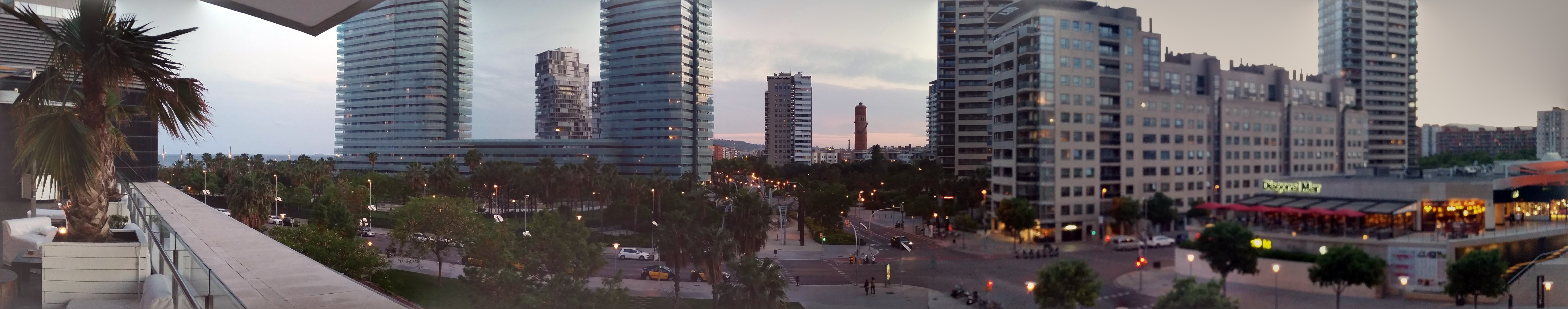 IBIS 2016 was held in beautiful Barcelona, Spain.
