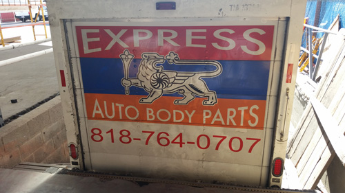 Express Auto Body parts is a growing business in Southern California, and a devoted ABPA member.