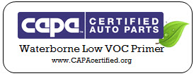 CAPA Low VOC Badge