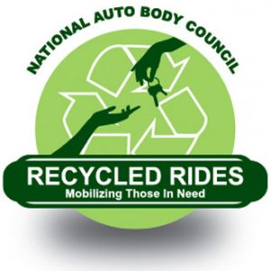Abpa is proud to host recycled rides giveaway at san diego for National motors san diego